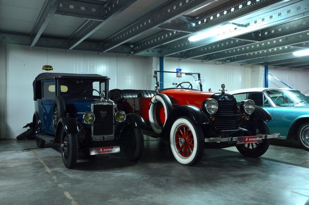 Peugeot 201 1.1L 1929 Convertible